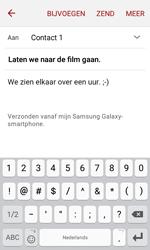 Samsung Galaxy J1 (2016) - E-mail - hoe te versturen - Stap 10