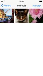Apple iPhone SE - iOS 13 - MMS - envoi d'images - Étape 12