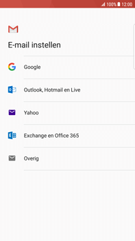 Samsung Galaxy S6 edge+ - Android Nougat - E-mail - handmatig instellen (gmail) - Stap 8