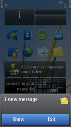 Nokia N8-00 - Internet - Automatic configuration - Step 3