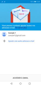 Huawei P20 - E-mail - Configuration manuelle (gmail) - Étape 13