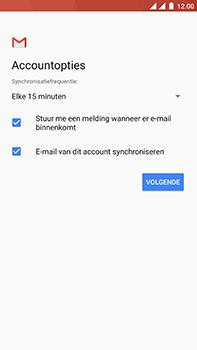 OnePlus 3 - Android Nougat - E-mail - handmatig instellen - Stap 19