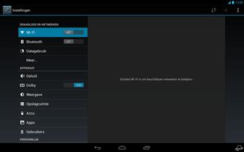 Acer Iconia Tab A3 - Internet - Handmatig instellen - Stap 4