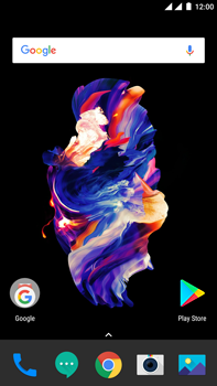 OnePlus 5 - Internet - Manual configuration - Step 1