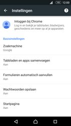 Sony Xperia M5 - Internet - Handmatig instellen - Stap 23
