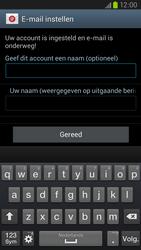 Samsung I9305 Galaxy S III LTE - E-mail - Account instellen (IMAP zonder SMTP-verificatie) - Stap 17