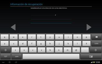 Sony Xperia Tablet Z - Aplicaciones - Tienda de aplicaciones - Paso 17