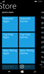 Microsoft Lumia 435 - Applications - Download apps - Step 8