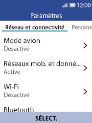 Nokia 8110 Banana - Wi-Fi - Se connecter à un réseau Wi-Fi - Étape 4