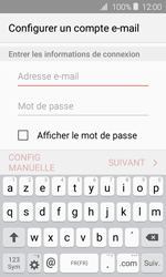 Samsung J120 Galaxy J1 (2016) - E-mail - Configuration manuelle (outlook) - Étape 5