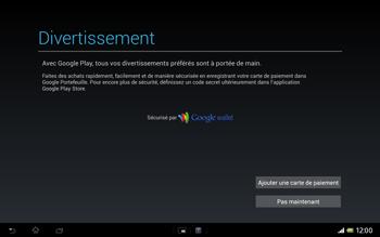 Sony SGP321 Xperia Tablet Z LTE - Applications - Télécharger des applications - Étape 23