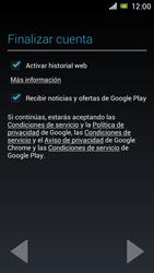 Sony Xperia J - Aplicaciones - Tienda de aplicaciones - Paso 17