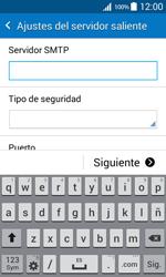 Samsung Galaxy Core Prime - E-mail - Configurar correo electrónico - Paso 13