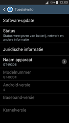 Samsung Galaxy S III Neo (GT-i9301i) - Software updaten - Update installeren - Stap 6