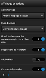 BlackBerry Z10 - Internet - configuration manuelle - Étape 18