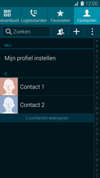 Samsung Galaxy K Zoom 4G (SM-C115) - Contacten en data - Contacten kopiëren van SIM naar toestel - Stap 4