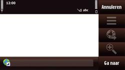 Nokia N97 Mini - Internet - Hoe te internetten - Stap 4
