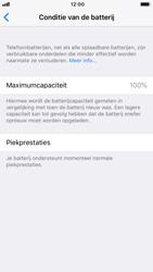 Apple iphone-6-met-ios-11-model-a1586 - iOS 11 - Conditie van de batterij controleren - Stap 5