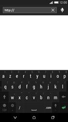HTC Desire 816 - Internet - navigation sur Internet - Étape 5