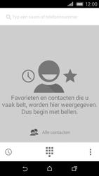 HTC Desire 320 - Voicemail - Handmatig instellen - Stap 5