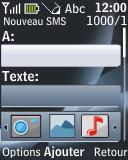 Nokia 2330 classic - MMS - envoi d'images - Étape 5