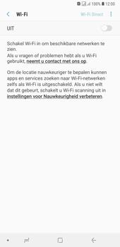 Samsung Galaxy A7 (2018) - Wifi - handmatig instellen - Stap 5