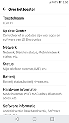 LG K11 - Software updaten - Update installeren - Stap 5