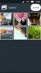 Doro 8031 - Photos, vidéos, musique - Envoyer une photo via Bluetooth - Étape 8