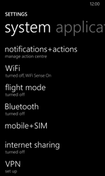 Nokia Lumia 635 - WiFi and Bluetooth - Setup Bluetooth Pairing - Step 4