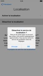Apple iPhone 6 Plus iOS 8 - Premiers pas - Créer un compte - Étape 11