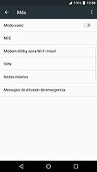 BlackBerry DTEK 50 - Mensajería - Configurar el equipo para mensajes multimedia - Paso 5