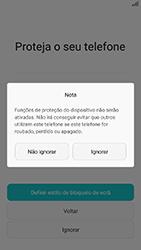 Huawei Y5 II - Primeiros passos - Como ligar o telemóvel pela primeira vez -  11