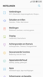 Samsung A310F Galaxy A3 (2016) - Android Nougat - Netwerk - Wijzig netwerkmodus - Stap 4