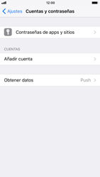 Apple iPhone 7 iOS 11 - E-mail - Configurar Yahoo! - Paso 4