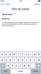 Apple iPhone 6 Plus iOS 8 - Premiers pas - Créer un compte - Étape 21