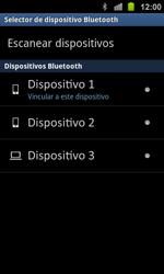 Samsung I8160 Galaxy Ace II - Bluetooth - Transferir archivos a través de Bluetooth - Paso 10