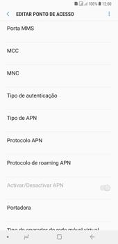 Samsung Galaxy A6 Plus DualSim - MMS - Como configurar MMS -  12
