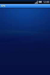 Sony Ericsson Xperia X8 - Mms - Configuration manuelle - Étape 7