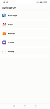 Huawei Mate 20 Lite - Email - 032b. Email wizard - Yahoo - Step 4