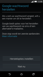 HTC One M8 - Applicaties - Account aanmaken - Stap 12