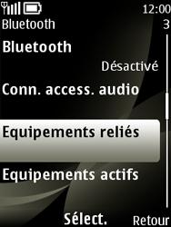 Nokia 6303 classic - Bluetooth - connexion Bluetooth - Étape 8