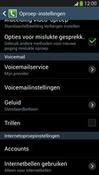 Samsung I9295 Galaxy S IV Active - Voicemail - Handmatig instellen - Stap 6