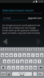 Samsung G901F Galaxy S5 4G+ - Applicaties - Account aanmaken - Stap 7