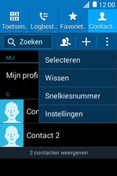 Samsung Galaxy Young2 (SM-G130HN) - Contacten en data - Contacten kopiëren van toestel naar SIM - Stap 5