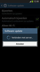 Samsung C105 Galaxy S IV Zoom LTE - Software update - update installeren zonder PC - Stap 8