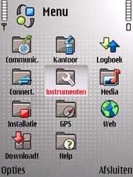 Nokia E66 - Buitenland - Bellen, sms en internet - Stap 3