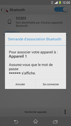 Sony D2303 Xperia M2 - Bluetooth - connexion Bluetooth - Étape 9