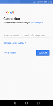 Huawei Mate 10 Pro - Applications - Créer un compte - Étape 3