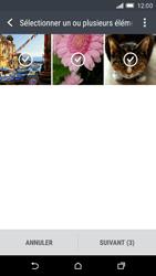HTC One M9 - Photos, vidéos, musique - Envoyer une photo via Bluetooth - Étape 11