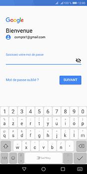 Huawei Y6 (2018) - E-mails - Ajouter ou modifier votre compte Gmail - Étape 11